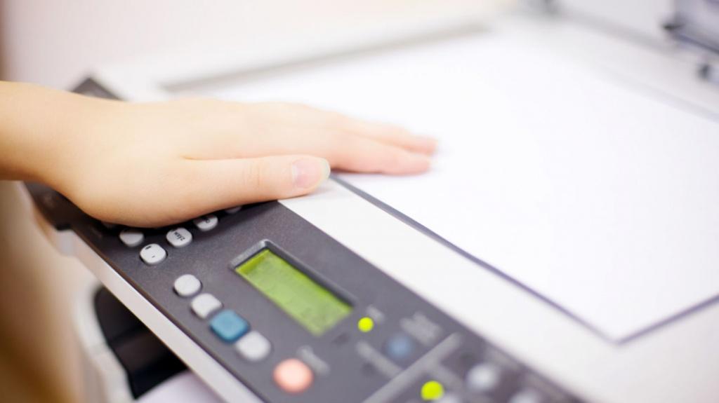 быстрое сканирование документов